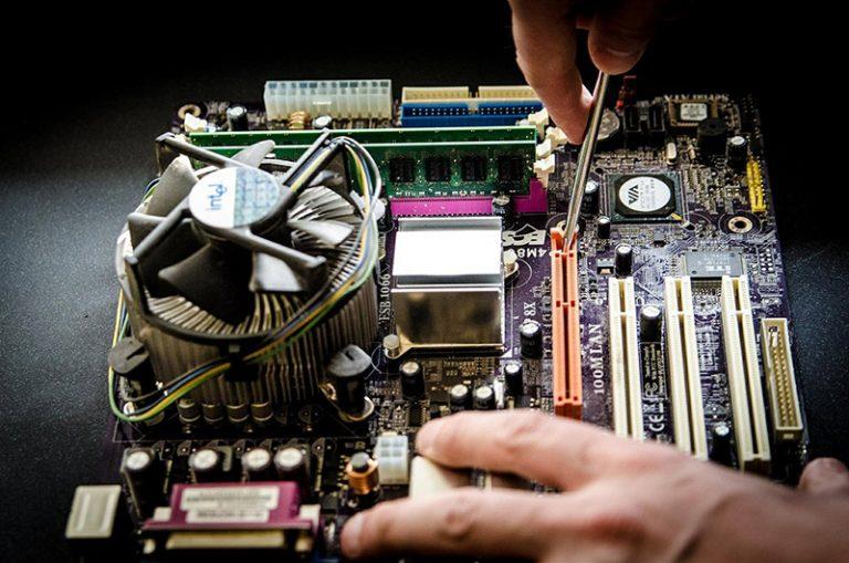 Réparation d'ordinateur toutes marques